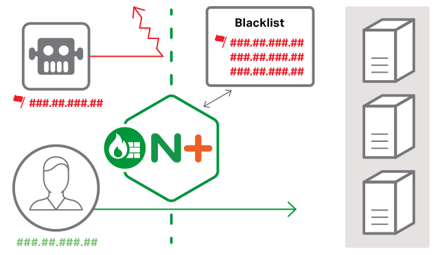 NGINX Security IP