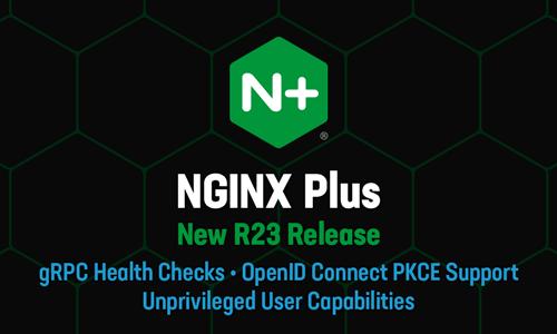 NGINX Plus 新バージョンR23の紹介